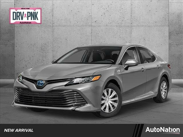 2018 Toyota Camry Hybrid LE FWD