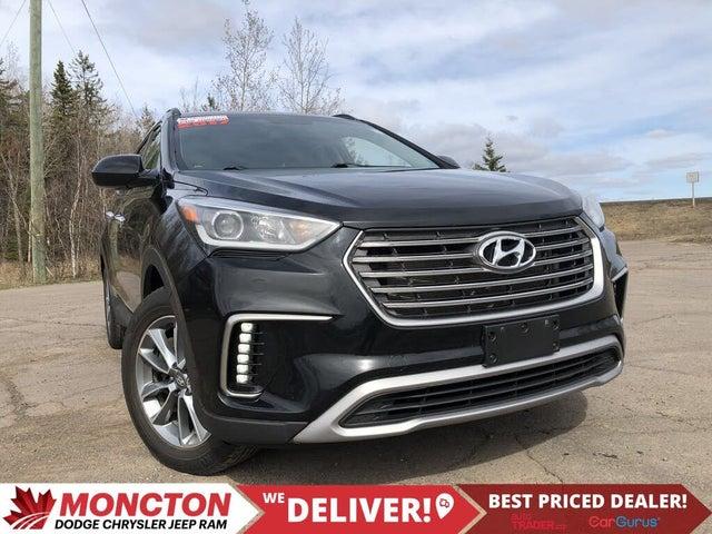 2017 Hyundai Santa Fe XL FWD