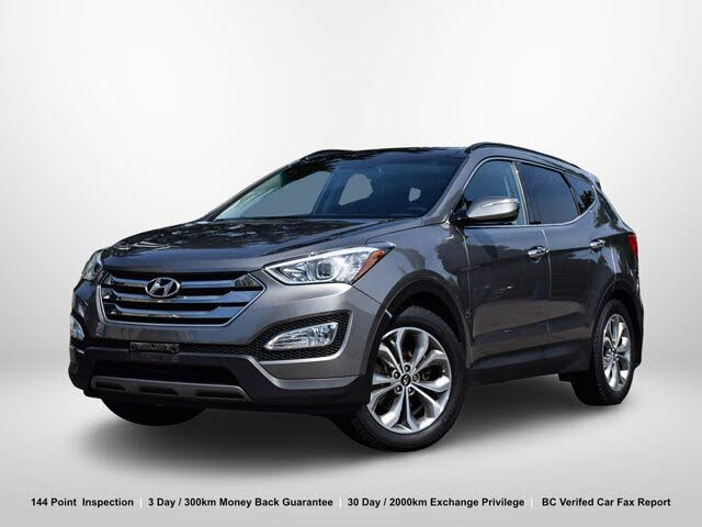 2016 Hyundai Santa Fe Sport 2.0T Limited AWD