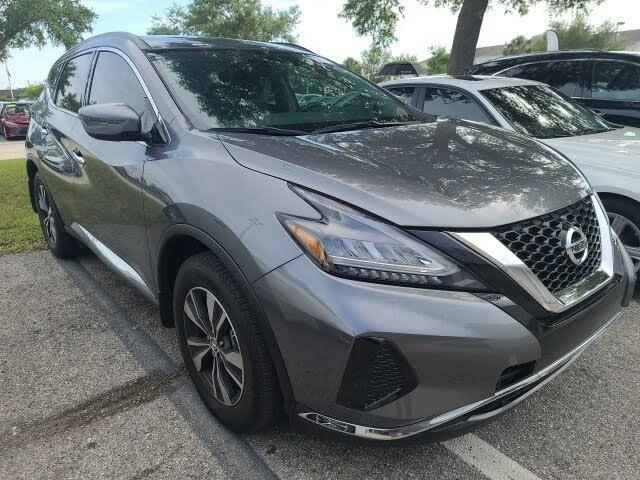 2019 Nissan Murano SV FWD