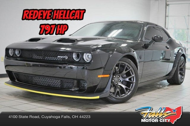 2020 Dodge Challenger SRT Hellcat Redeye Widebody RWD
