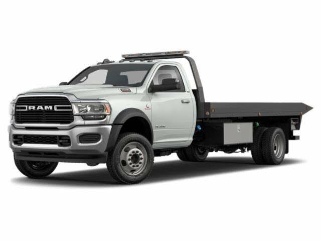 2019 RAM 5500 Chassis Tradesman LWB DRW 4WD
