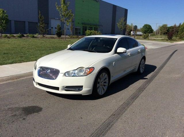 2009 Jaguar XF Premium Luxury RWD