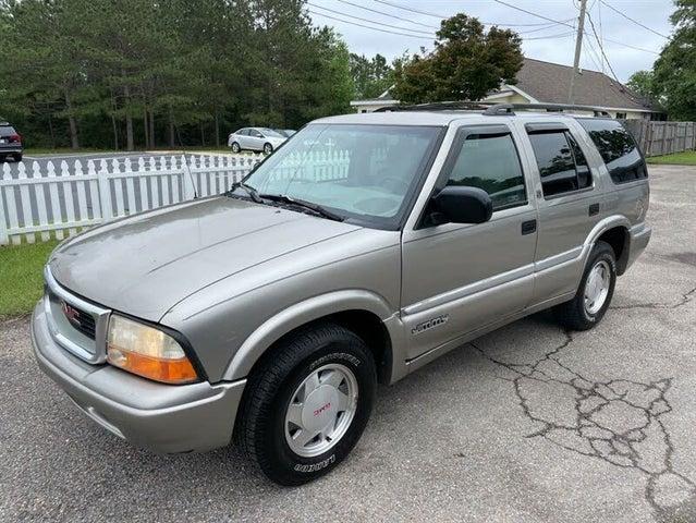 2000 GMC Jimmy 4 Dr SLE SUV