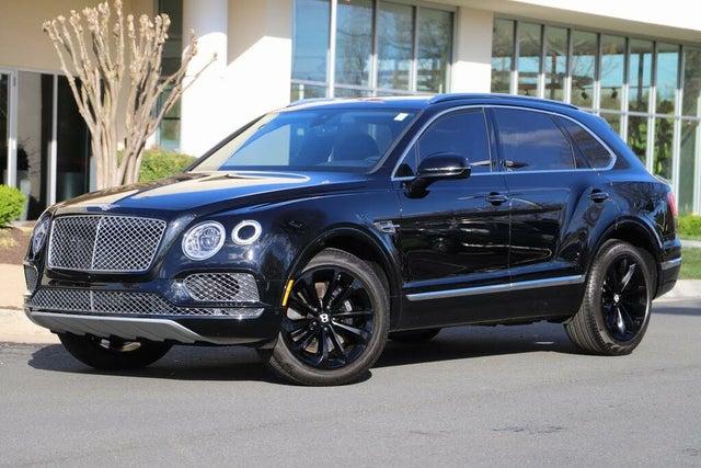 2019 Bentley Bentayga V8 AWD