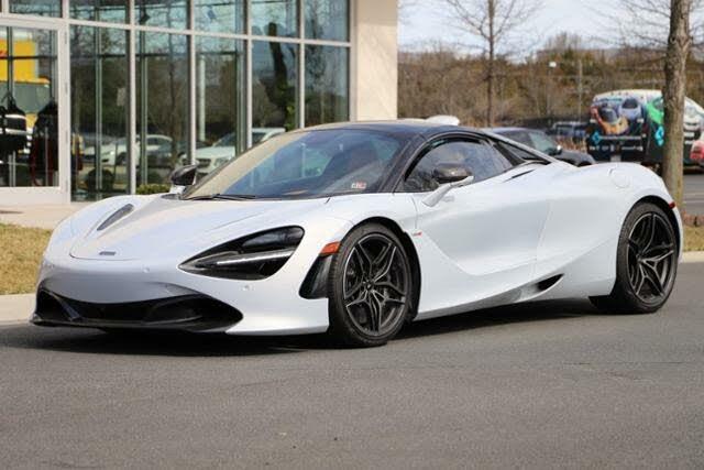 2020 McLaren 720S Spider RWD