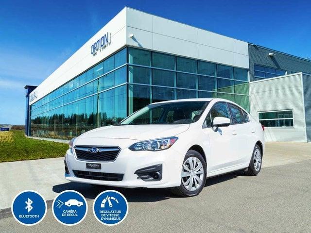 2018 Subaru Impreza 2.0i Convenience Sedan AWD