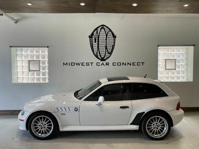 2000 BMW Z3 2.8 Coupe RWD