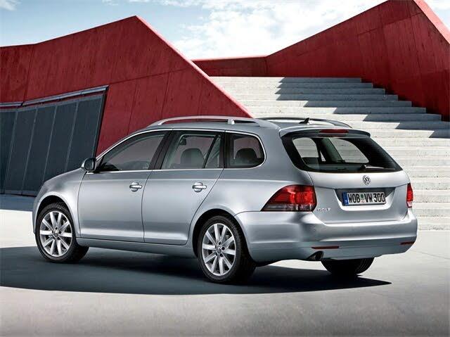 2011 Volkswagen Jetta SportWagen TDI FWD