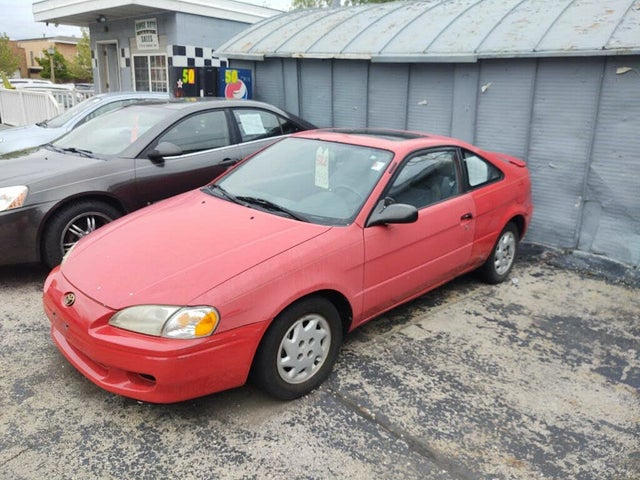 1997 Toyota Paseo 2 Dr STD Coupe