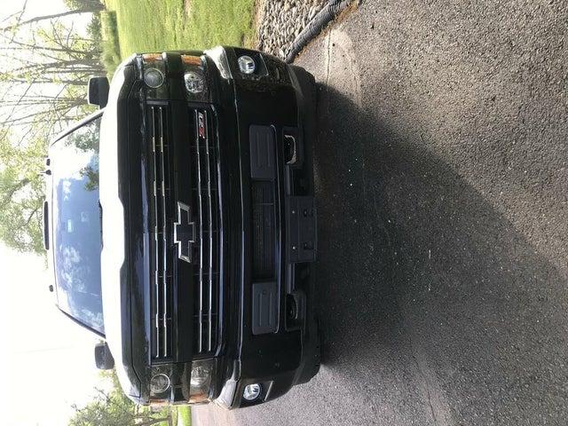 2018 Chevrolet Silverado 2500HD LTZ Crew Cab 4WD