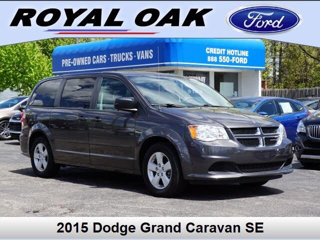2015 Dodge Grand Caravan SE FWD