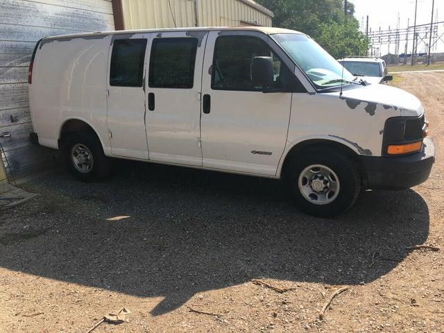 2005 Chevrolet Express Cargo 2500 RWD