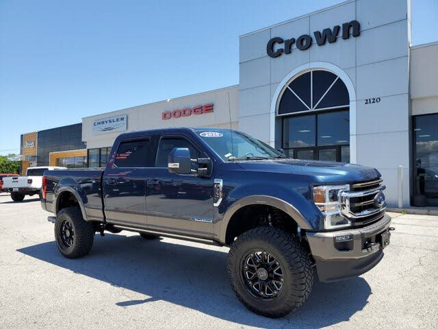 2020 Ford F-350 Super Duty King Ranch Crew Cab 4WD