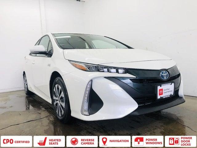 2020 Toyota Prius Prime XLE FWD