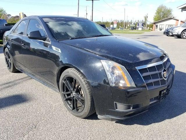 2010 Cadillac CTS 3.0L AWD