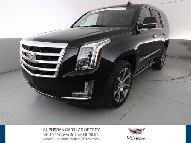 2017 Cadillac Escalade Premium Luxury 4WD