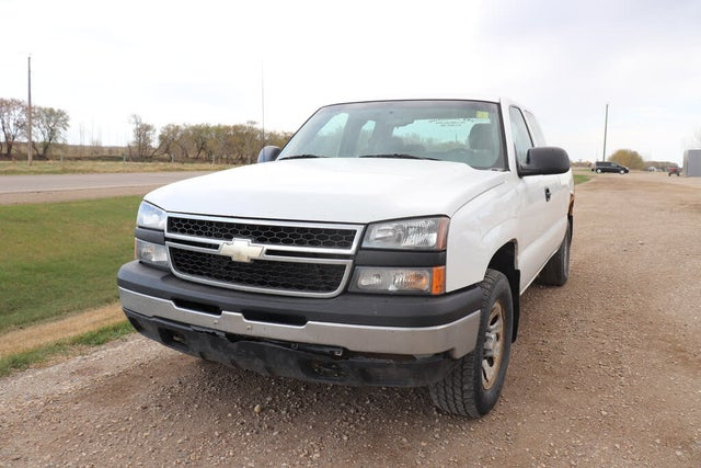 2007 Chevrolet Silverado Classic 1500 Work Truck Extended Cab LB 4WD