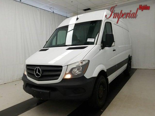 2016 Mercedes-Benz Sprinter Cargo 2500 170 WB Extended Cargo Van