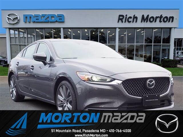 2020 Mazda MAZDA6 Grand Touring FWD