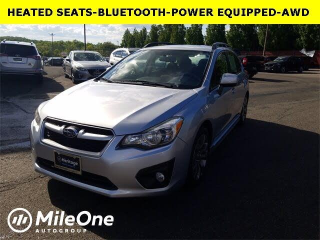 2012 Subaru Impreza 2.0i Sport Wagon