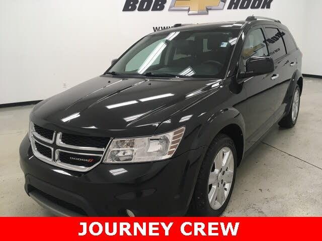 2013 Dodge Journey Crew FWD