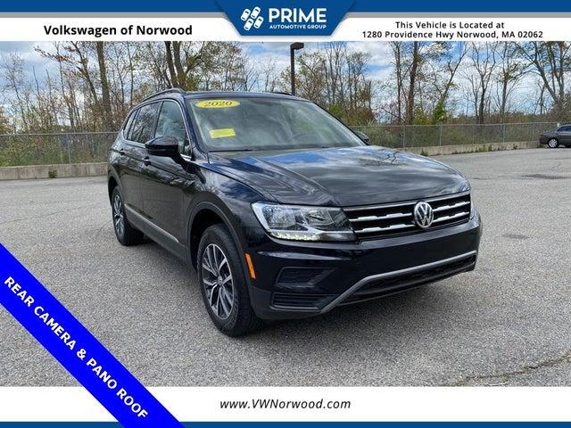 2020 Volkswagen Tiguan SE 4Motion AWD