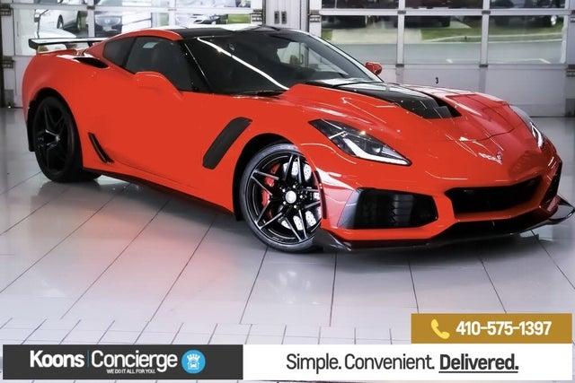 2019 Chevrolet Corvette ZR1 3ZR Coupe RWD