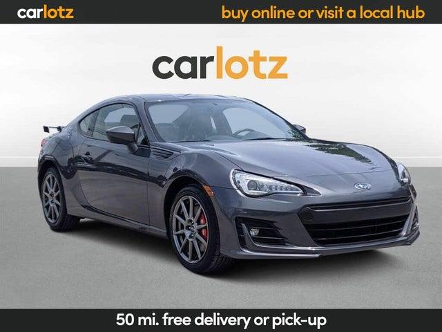 2020 Subaru BRZ Limited RWD