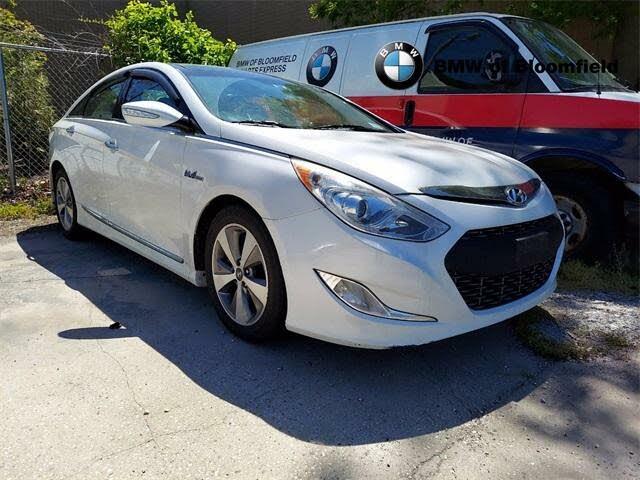 2012 Hyundai Sonata Hybrid FWD