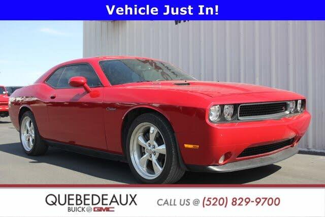2011 Dodge Challenger R/T Classic RWD