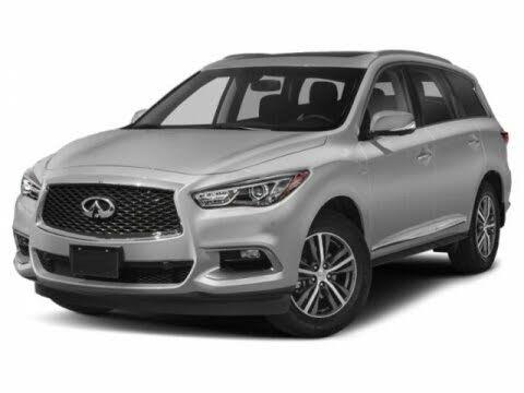 2020 INFINITI QX60 Pure AWD