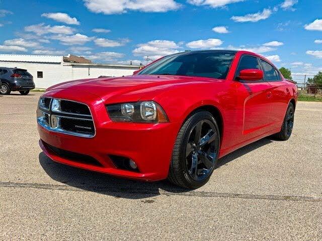 2012 Dodge Charger SXT Plus RWD