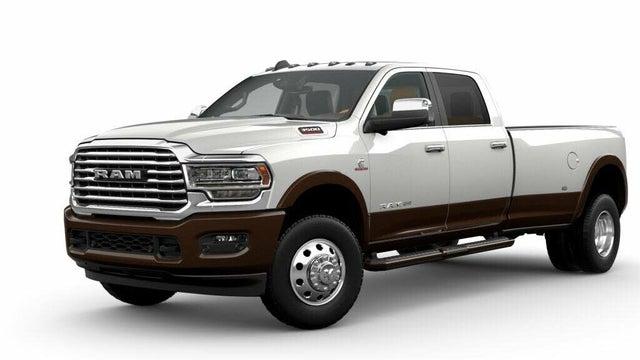 2021 RAM 3500 Laramie Longhorn Crew Cab LB DRW 4WD