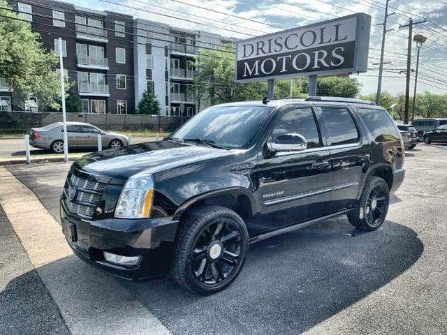 2013 Cadillac Escalade Premium RWD