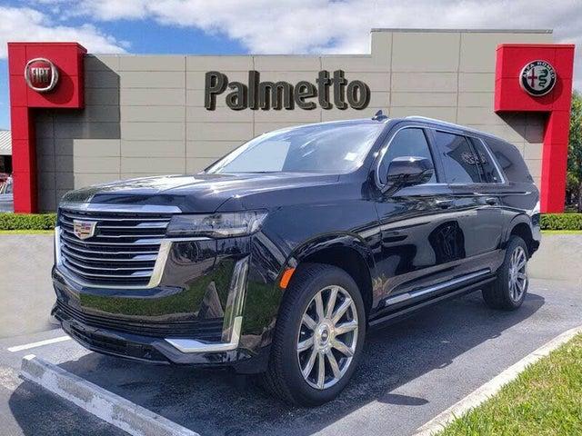 2021 Cadillac Escalade ESV Premium Luxury Platinum RWD
