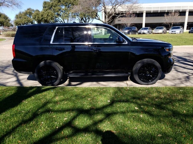 2015 Chevrolet Tahoe Police RWD