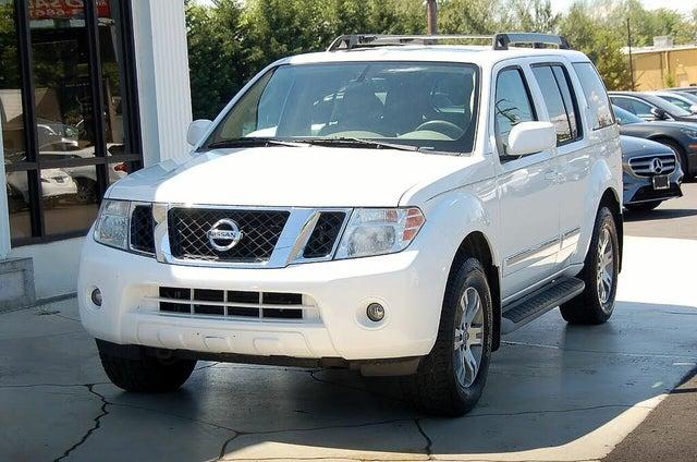 2012 Nissan Pathfinder Silver Edition 4WD
