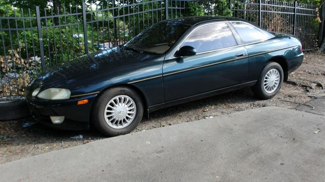1992 Lexus SC 300 300 RWD