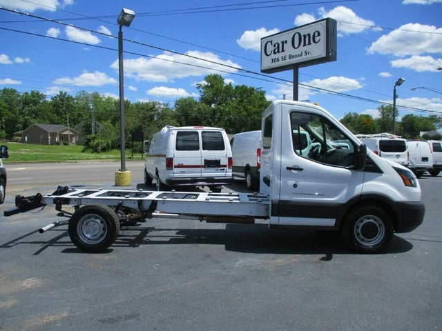 2015 Ford Transit Chassis 250 Cutaway FWD