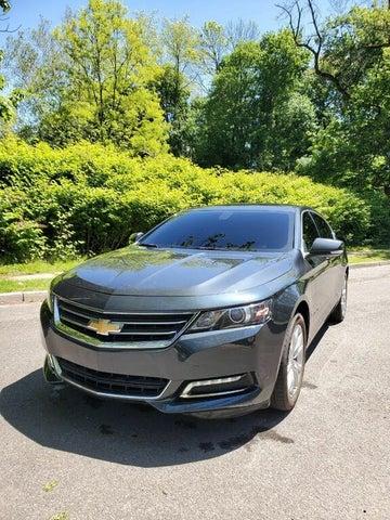 2018 Chevrolet Impala LT FWD