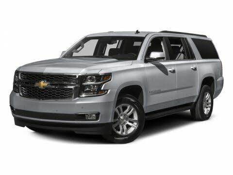 2016 Chevrolet Suburban 1500 LT RWD