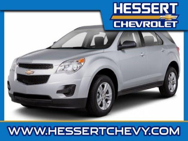 2013 Chevrolet Equinox 1LT AWD