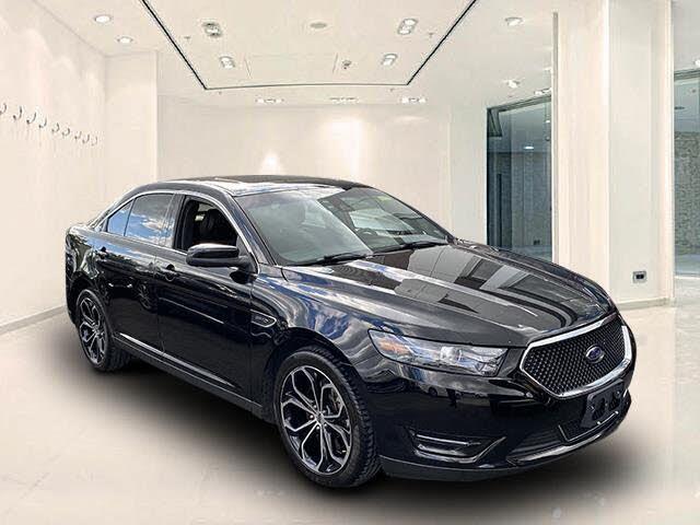 2018 Ford Taurus SHO AWD