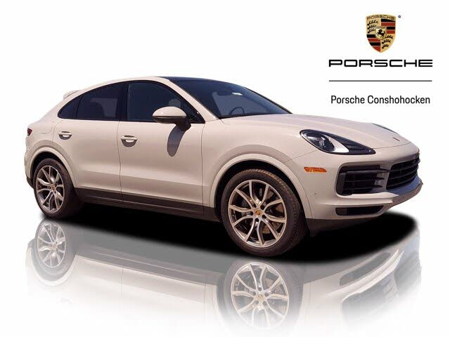 2020 Porsche Cayenne S Coupe AWD