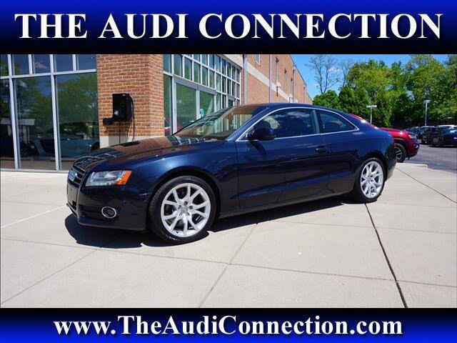 2012 Audi A5 2.0T quattro Premium Plus Coupe AWD