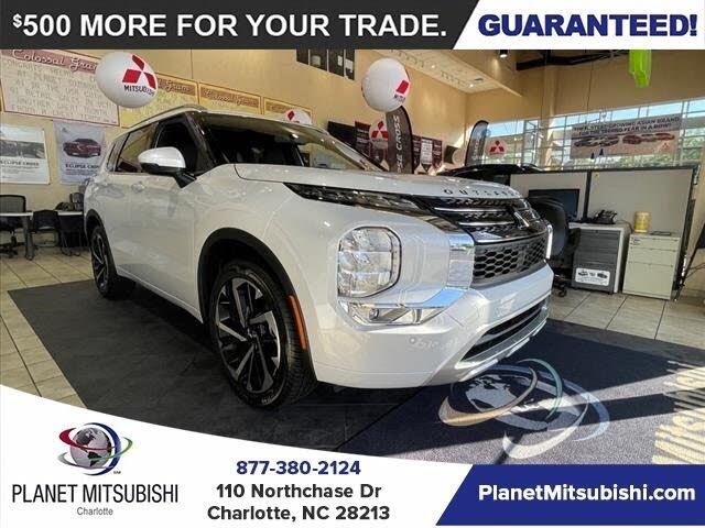 2022 Mitsubishi Outlander SEL FWD