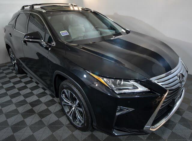 2018 Lexus RX 350 AWD