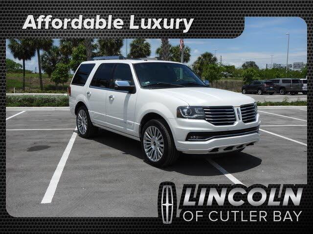 2015 Lincoln Navigator RWD