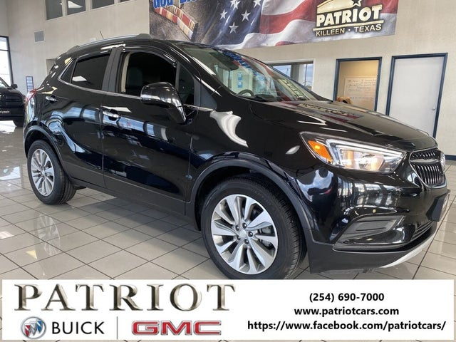 2017 Buick Encore Preferred FWD